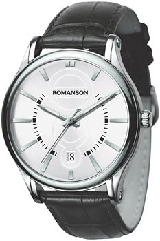 Romanson Часы Romanson TL0392MW(WH). Коллекция Gents Fashion