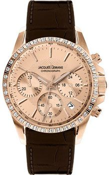 Jacques Lemans Часы Jacques Lemans 1-1724C. Коллекция Liverpool