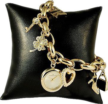 Anne Klein Часы Anne Klein 7604CHRM. Коллекция Fashion time
