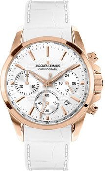 Jacques Lemans Часы Jacques Lemans 1-1752H. Коллекция Liverpool