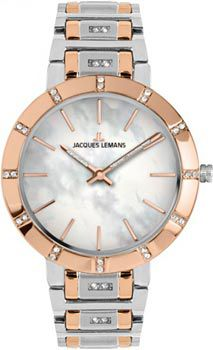 Jacques Lemans Часы Jacques Lemans 1-1825D. Коллекция Milano