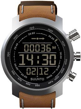 Suunto Умные часы Suunto ELEMENTUM TERRA n/brown leather