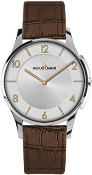 Jacques Lemans Часы Jacques Lemans 1-1778L. Коллекция London