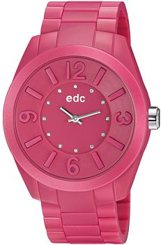 EDC Часы EDC EE100692005. Коллекция Color & Plastic