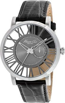 Kenneth Cole Часы Kenneth Cole 10020809. Коллекция Transparency
