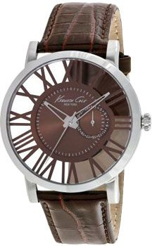 Kenneth Cole Часы Kenneth Cole 10020811. Коллекция Transparency