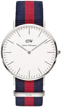 Daniel Wellington Часы Daniel Wellington 0201DW. Коллекция Oxford
