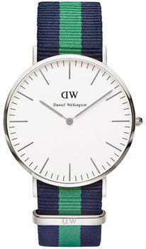 Daniel Wellington Часы Daniel Wellington 0205DW. Коллекция Warwick