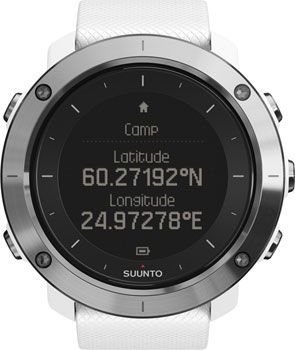 Suunto Умные часы Suunto TRAVERSE WHITE