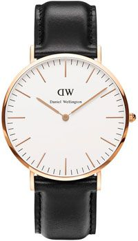 Daniel Wellington Часы Daniel Wellington 0107DW. Коллекция Sheffield