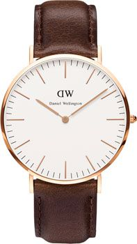 Daniel Wellington Часы Daniel Wellington 0109DW. Коллекция Bristol