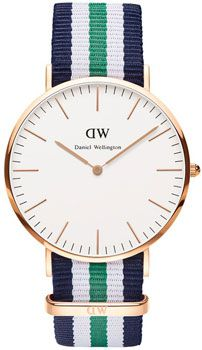 Daniel Wellington Часы Daniel Wellington 0108DW. Коллекция Notthingham