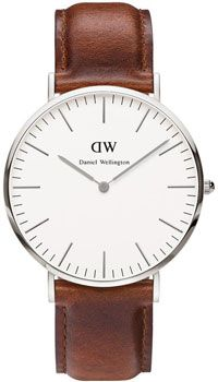 Daniel Wellington Часы Daniel Wellington 0207DW. Коллекция St Mawes