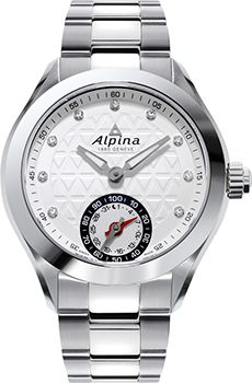 Alpina Часы Alpina AL-285STD3C6B. Коллекция Horological Smartwatch
