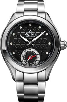 Alpina Часы Alpina AL-285BTD3C6B. Коллекция Horological Smartwatch