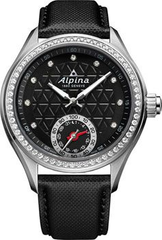 Alpina Часы Alpina AL-285BTD3CD6. Коллекция Horological Smartwatch