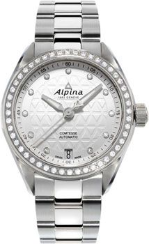 Alpina Часы Alpina AL-525STD2CD6B. Коллекция Comtesse Automatic