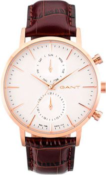 Gant Часы Gant W11203. Коллекция Park Hill II Day/Date