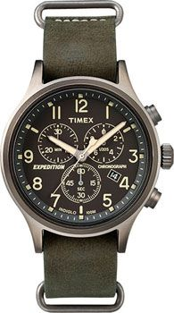 Timex Часы Timex TW4B04100. Коллекция Expedition