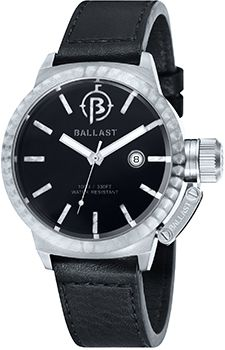 Ballast Часы Ballast BL-3131-01. Коллекция TRAFALGAR Machined