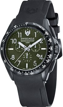 Swiss Eagle Часы Swiss Eagle SE-9061-03. Коллекция Tactical