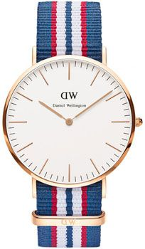 Daniel Wellington Часы Daniel Wellington 0113DW. Коллекция Belfast