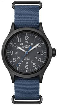 Timex Часы Timex TW4B04800. Коллекция Expedition