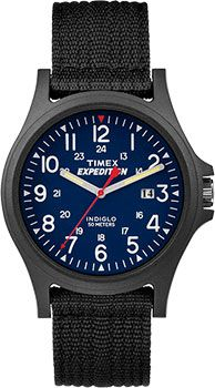 Timex Часы Timex TW4999900. Коллекция Expedition