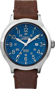Timex Часы Timex TW4B06400. Коллекция Expedition