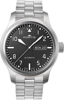 Fortis Часы Fortis 655.10.10M. Коллекция Aviation