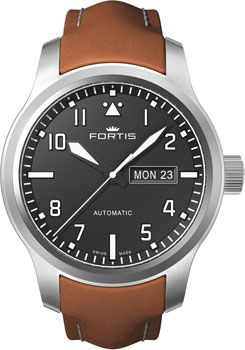 Fortis Часы Fortis 655.10.10L. Коллекция Aviation