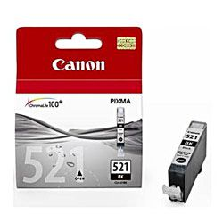 Canon CLI-521BK Black для Pixma iP3600/4600/MP540/620/630/980