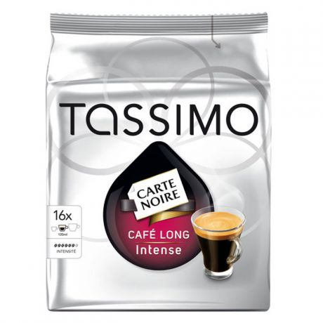Tassimo Carte Noire Cafe Long Intense