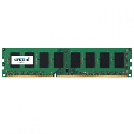 DIMM 4Gb DDR3L PC12800 1600MHz Crucial (CT51264BD160BJ)