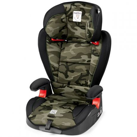 Детское автокресло Peg-Perego Viaggio 2/3 Superfix Camo Green