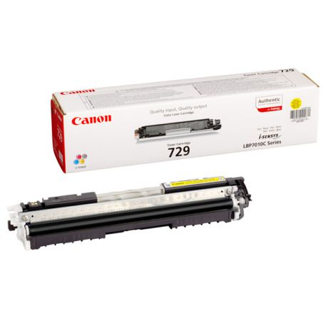 Canon 729 Y Yellow