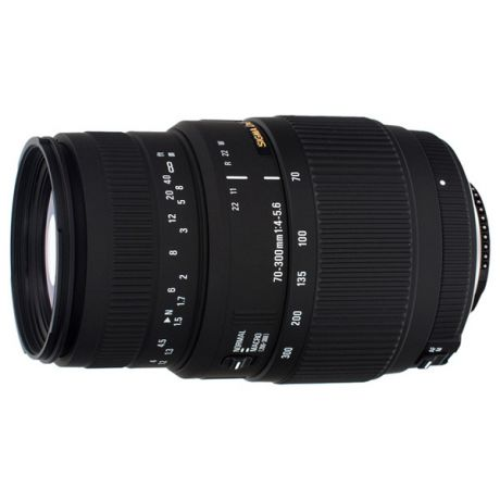 Sigma 70-300mm f/4-5.6 DG Macro for Nikon