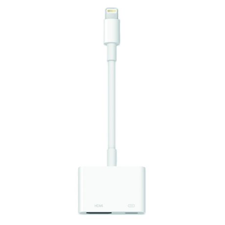Apple Apple Lightning Digital AV Adapter (MD826ZM/A)