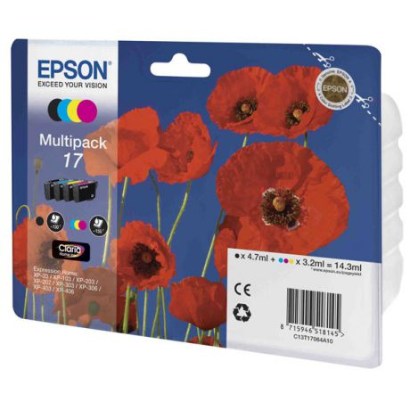 Epson MultiPack 17A10 C13T17064A10