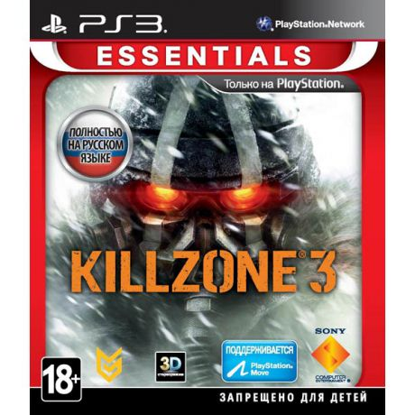Медиа Killzone 3 Essentials