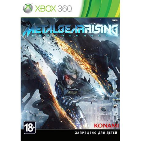 Медиа Metal Gear Rising: Revengeance