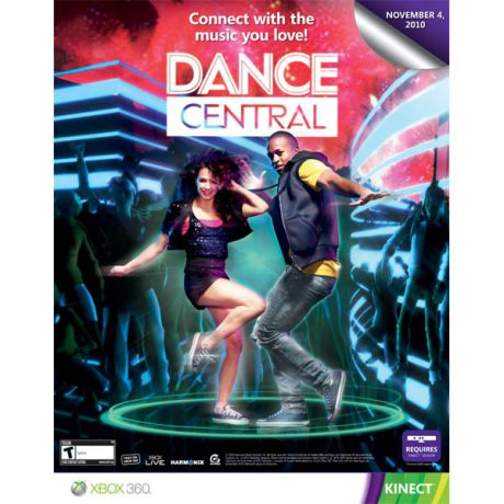Microsoft Dance Central.Kinect