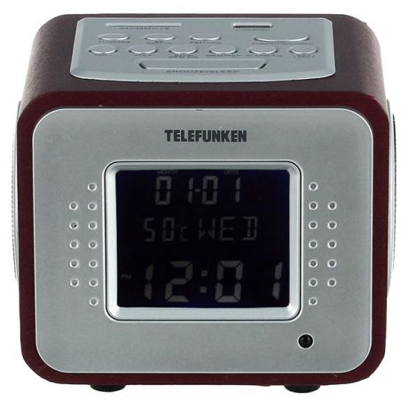 Telefunken TF-1625U Burgundy/Purple