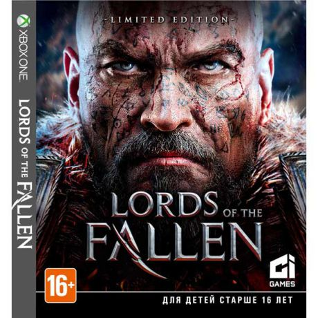Медиа Lords of the Fallen