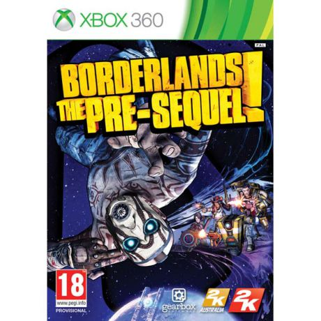 Медиа Borderlands:The Pre-Sequel