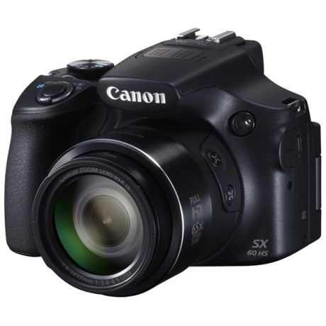 Canon Power Shot SX60HS Black