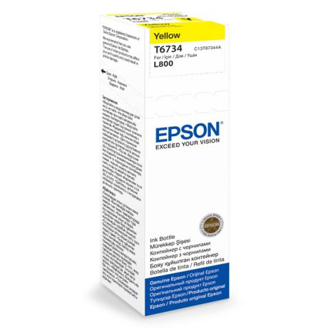 Epson C13T67344A Yellow
