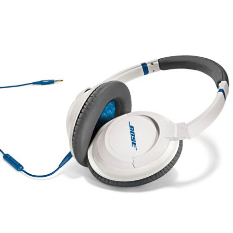 Bose SoundTrue Around-Ear White