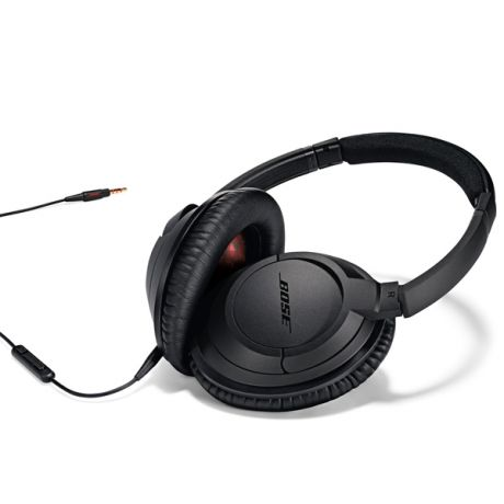 Bose SoundTrue Around-Ear Black
