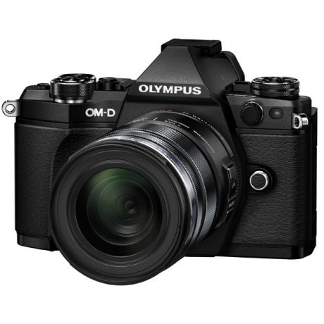 Olympus OM-D E-M5 Mark II 12-50 Kit Black